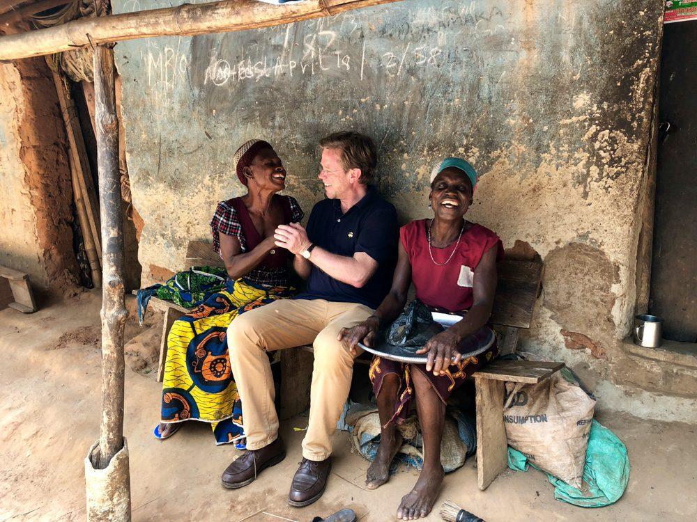 Sozialprojekt in Enugu