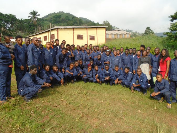 Aid for vocational school in southern Nigeria
